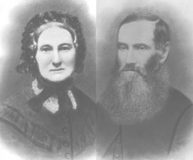 Caroline and Joseph Wilson