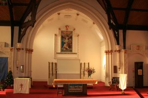 The Feast of Transfiguration Ecumenical Worship @ St Josephs Church | South Yarra | Victoria | Australia